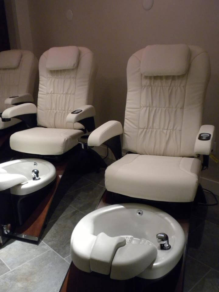 pedicurestation