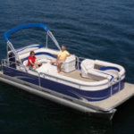 22 foot Pontoon