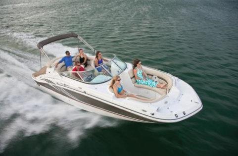 Hurricane boat rentals