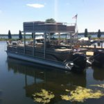 31 foot Pontoon