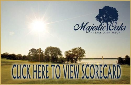 majestic oaks golf course