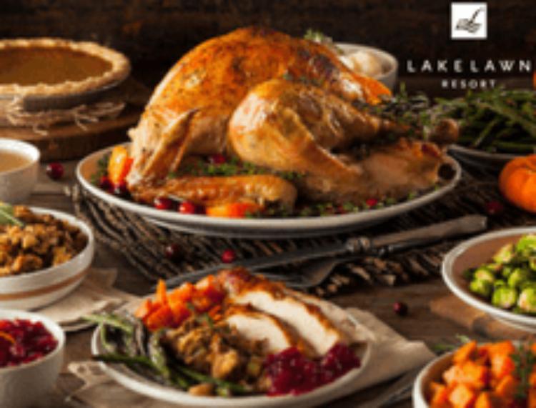 Thanksgiving. Dinner