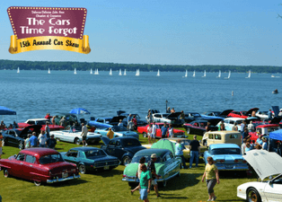 Cars Time Forgot Car Show Lake Lawn Resort - Green isle park car show