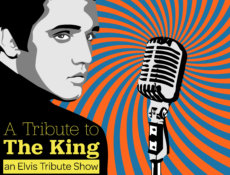 A Tribute to the King Dinner AND Show Option is SOLD OUT!