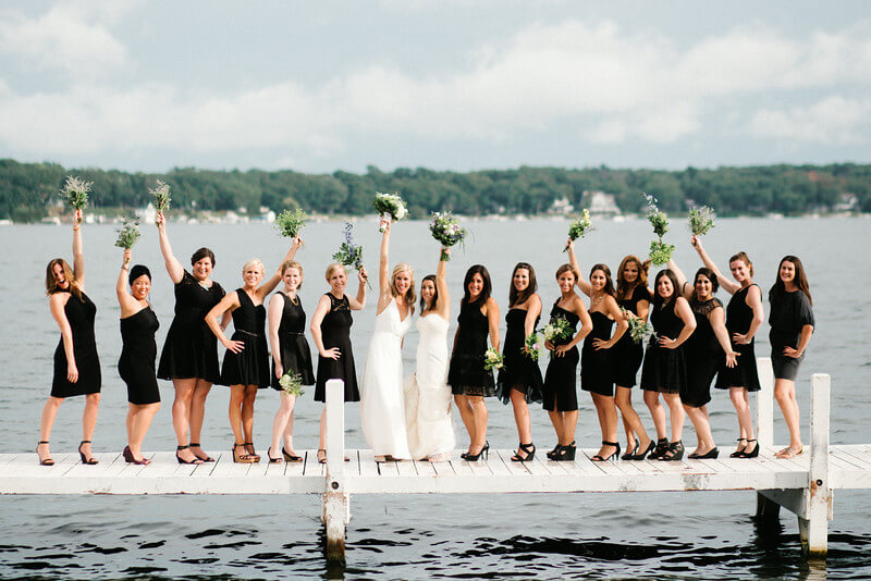 Weddings at lake Lawn Resort