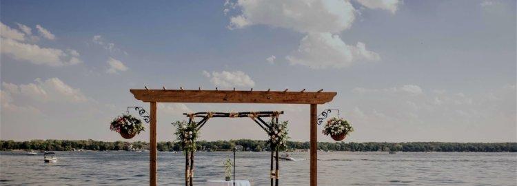Weddings at lake Lawn Resort