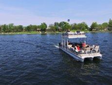 Delavan Lake Lunch & Boat Tour