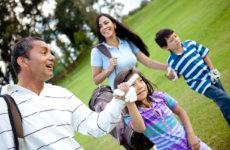 Saturday Family Golf Night