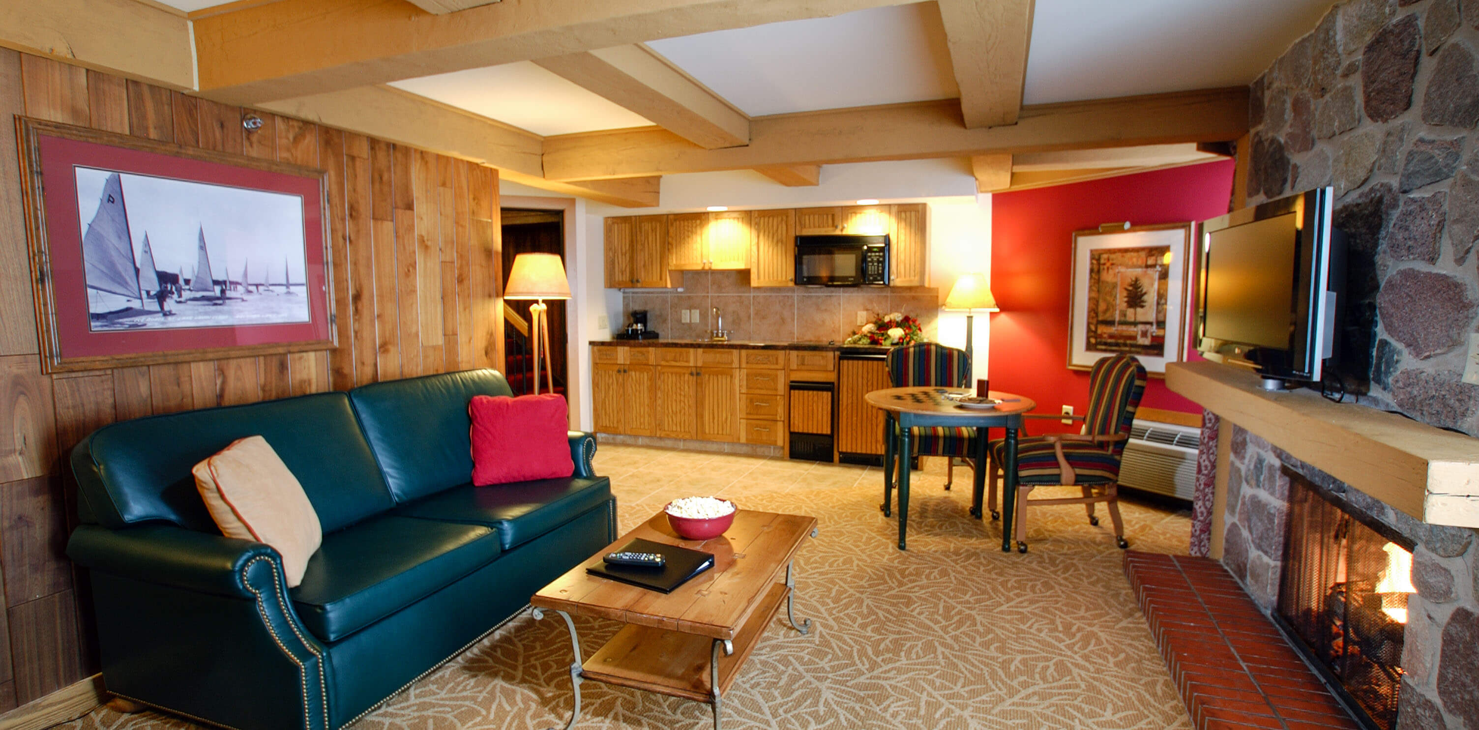 Lake Lawn Resort Accomodations