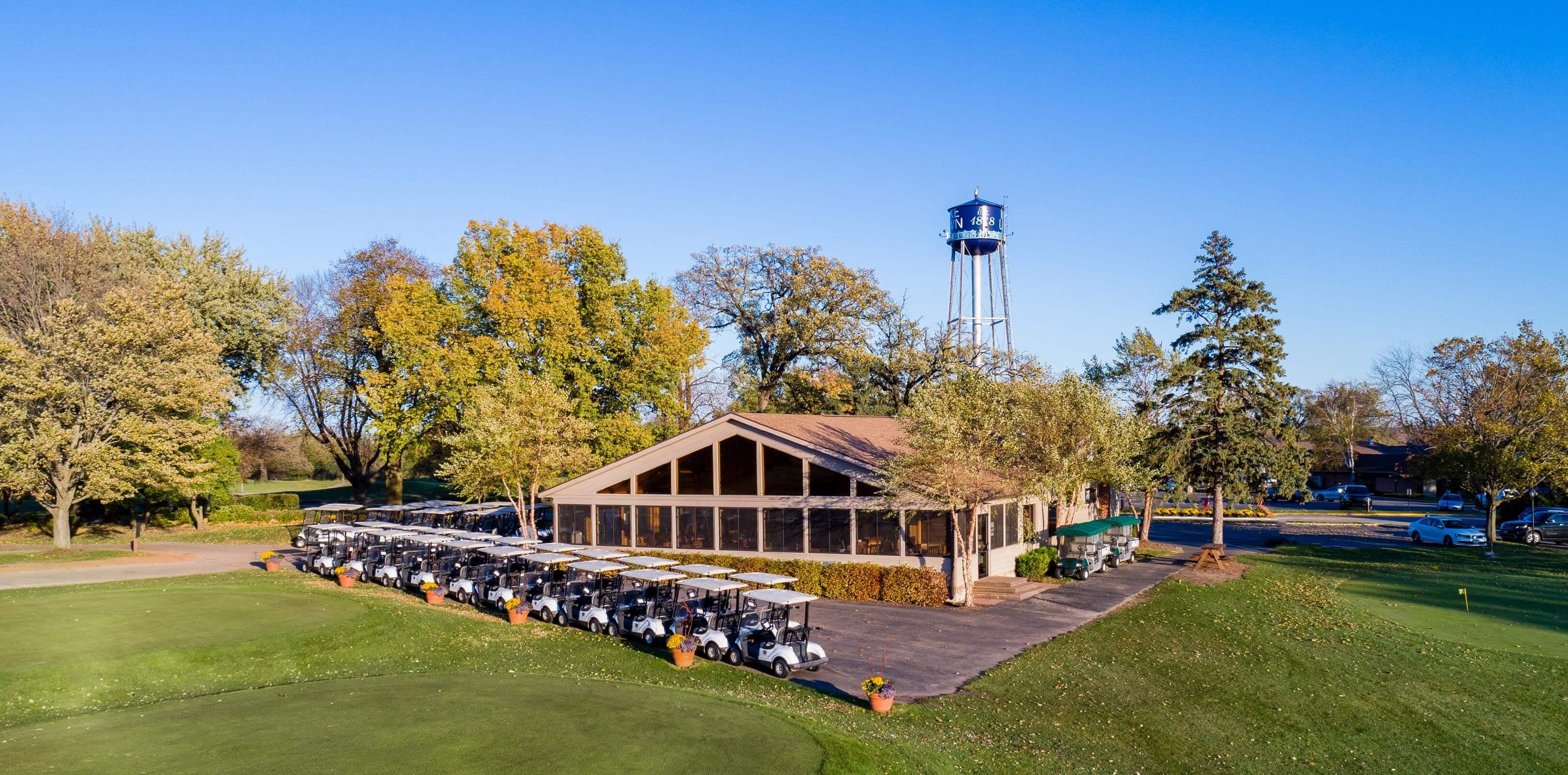 Majestic Oaks Golf