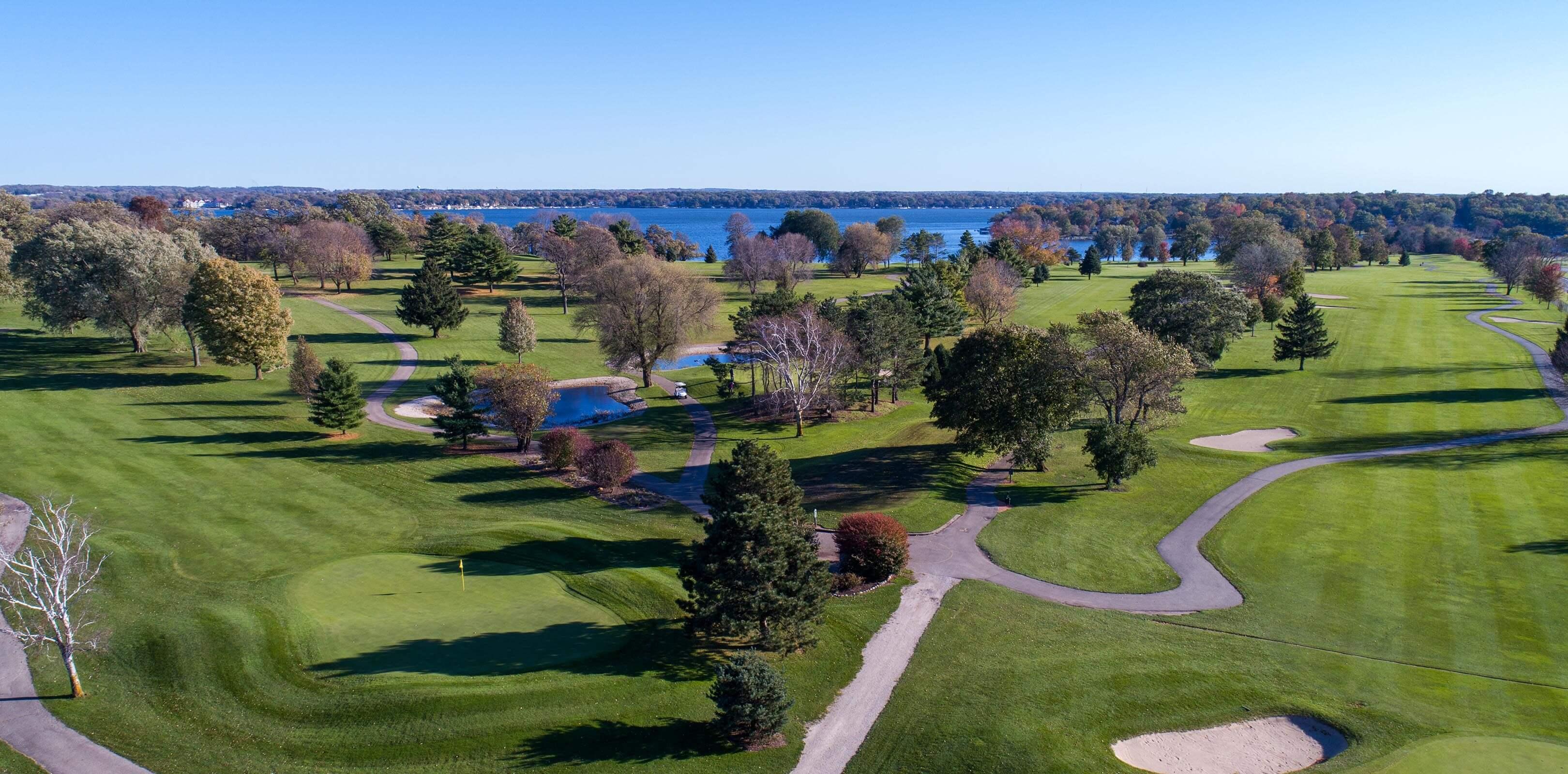 Magestic Oaks Golf