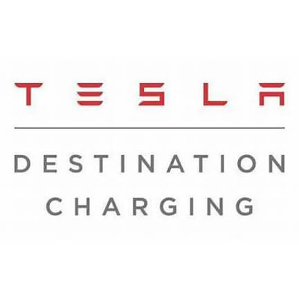 Tesla Destination Charging at Lake Lawn Resort