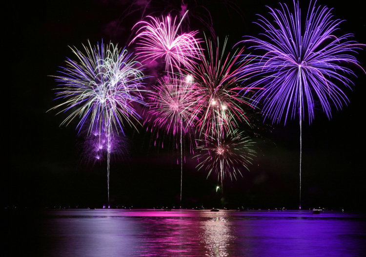 Fireworks Boat Tour