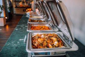 Labor Day buffet