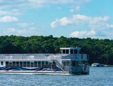 Delavan Lake Boat Cruise