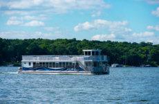 Lake Lawn Queen Tour Boat