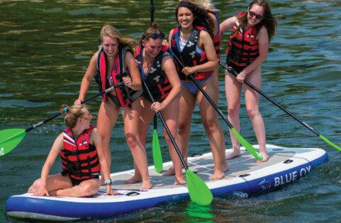 Lake Lawn Resort Boat Rentals