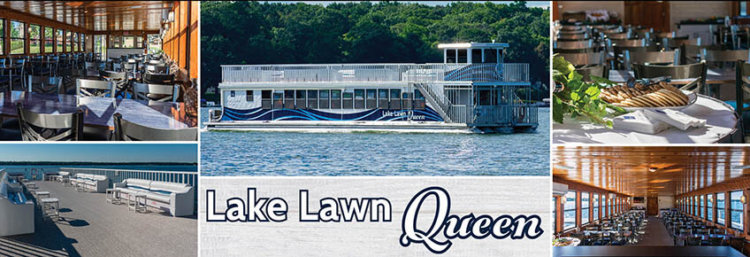 Lake Lawn Queen Tour Boat Photo Header