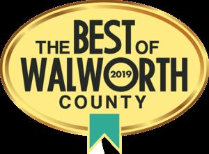 Best of Walworth County - 2019 Award