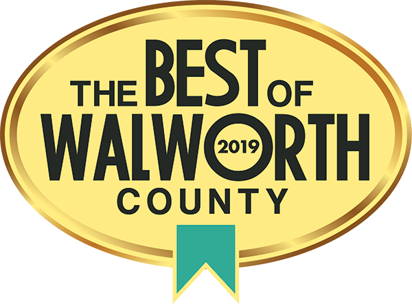 Best of Walworth County - 2019 Award