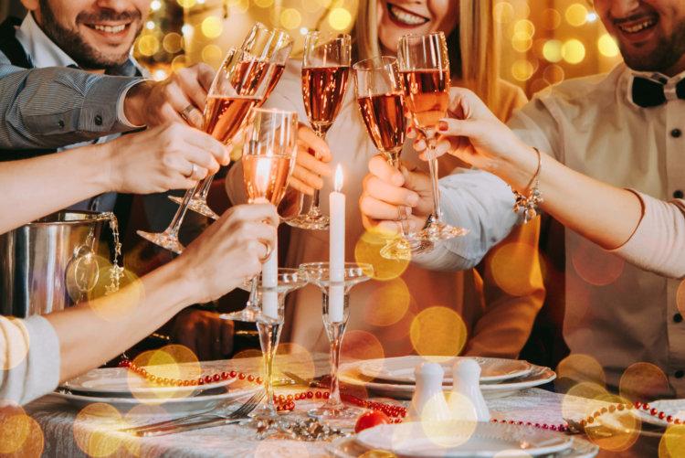 New Year's Eve prix fixe